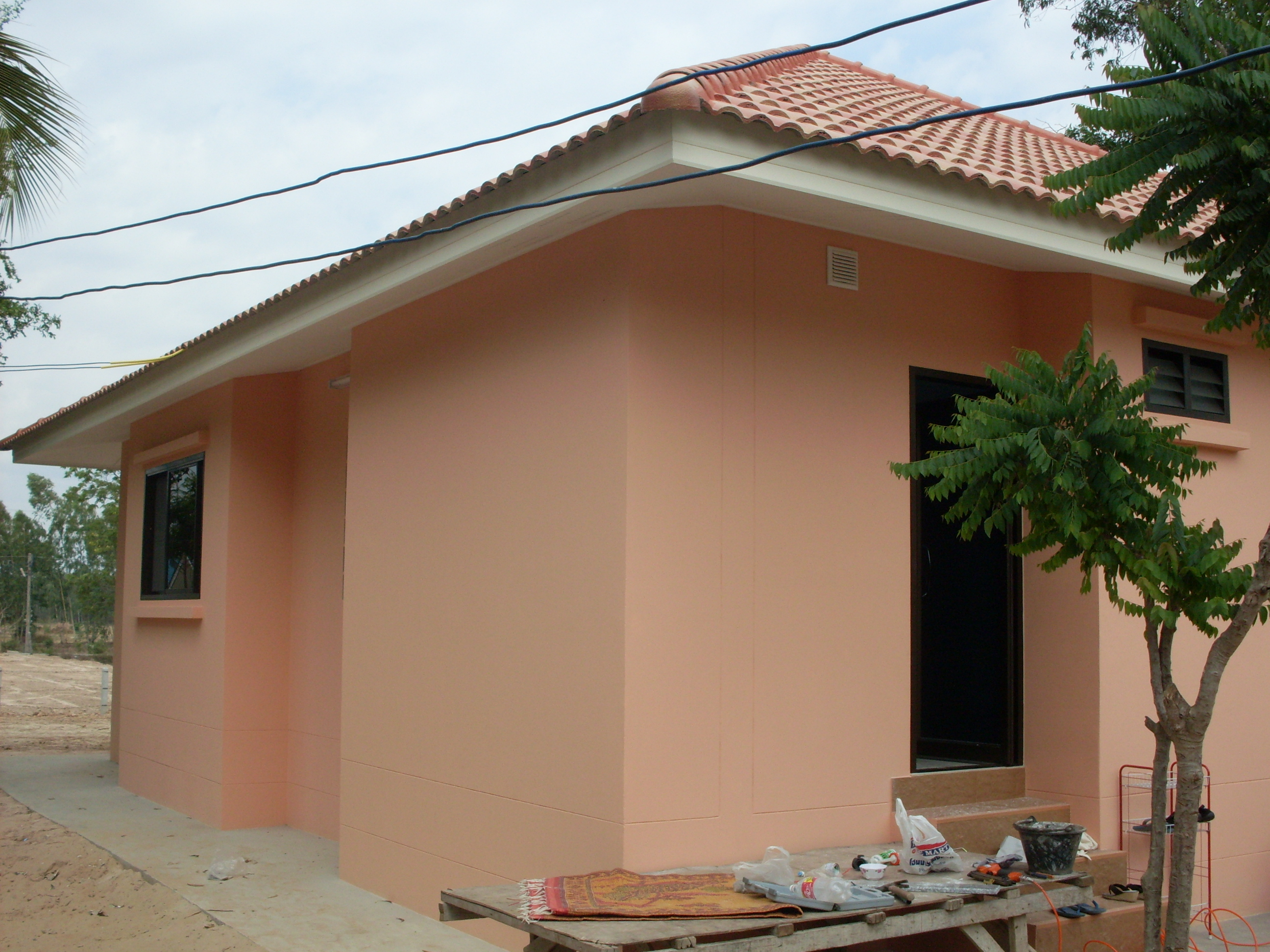 Alan the builder house in surin for Www builder